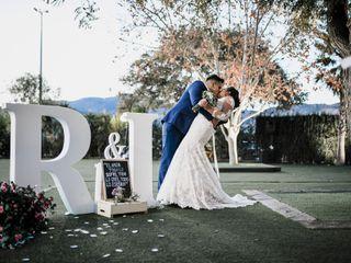 La boda de Ingrid y Roberto 1