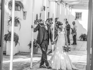 La boda de Marta y Hazma 2