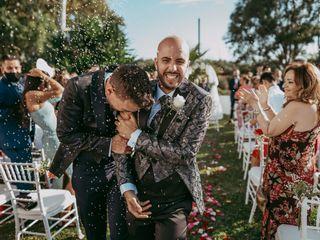 La boda de Jorge y Iván