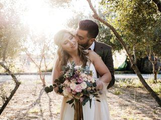 La boda de Dama y Héctor