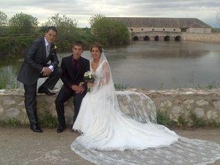 La boda de Santi y Miriam 1