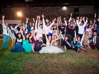 La boda de Elisa y Javier 1