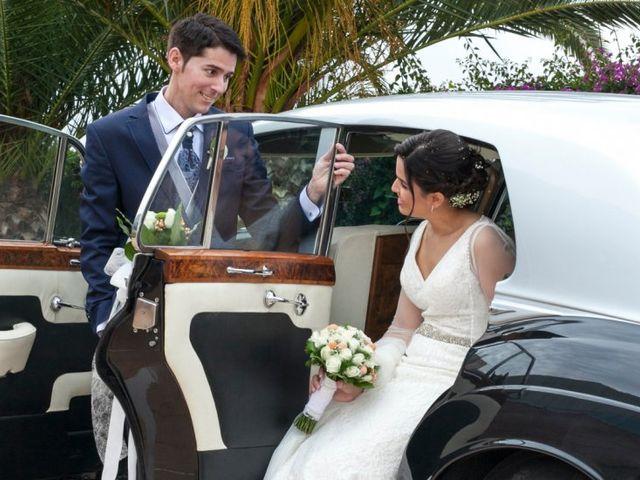 La boda de Pilar y Rafa