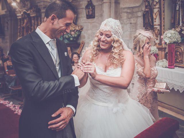 La boda de Pedro y Carla en San Vicente De El Grove, Pontevedra 9