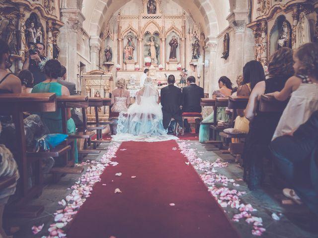 La boda de Pedro y Carla en San Vicente De El Grove, Pontevedra 11