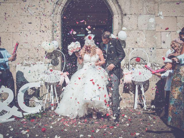La boda de Pedro y Carla en San Vicente De El Grove, Pontevedra 13