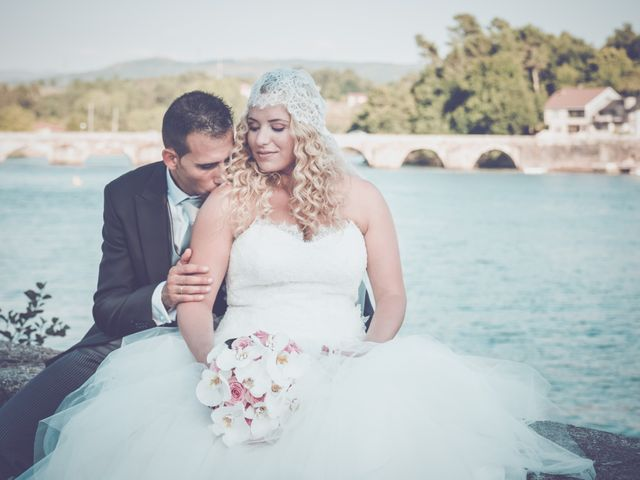 La boda de Pedro y Carla en San Vicente De El Grove, Pontevedra 21