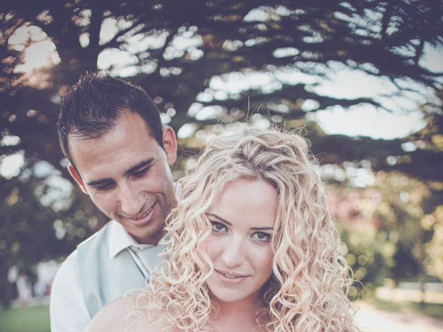 La boda de Pedro y Carla en San Vicente De El Grove, Pontevedra 35