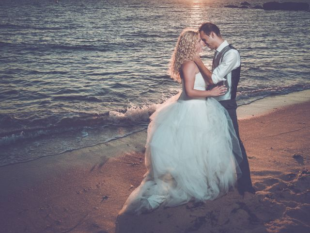 La boda de Pedro y Carla en San Vicente De El Grove, Pontevedra 36