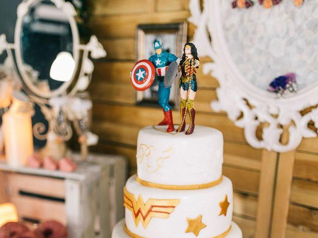 La boda de Roberto y Ingrid en Lebor, Murcia 3