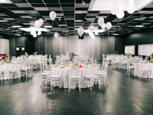 La boda de Roberto y Ingrid en Lebor, Murcia 1
