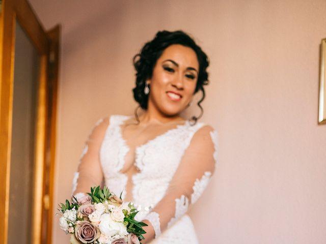 La boda de Roberto y Ingrid en Lebor, Murcia 14