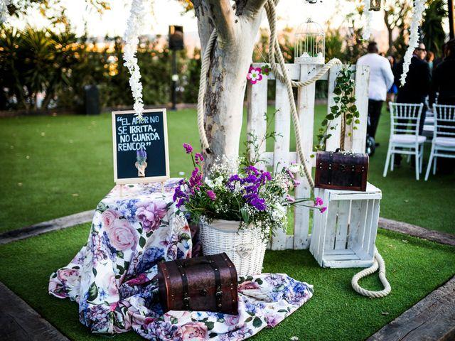 La boda de Roberto y Ingrid en Lebor, Murcia 15