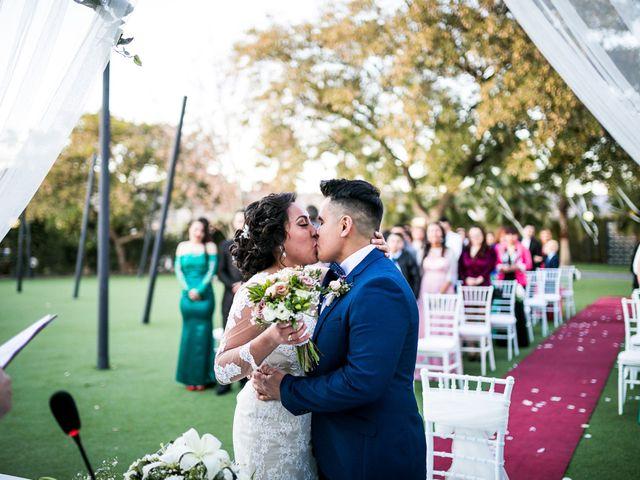 La boda de Roberto y Ingrid en Lebor, Murcia 17