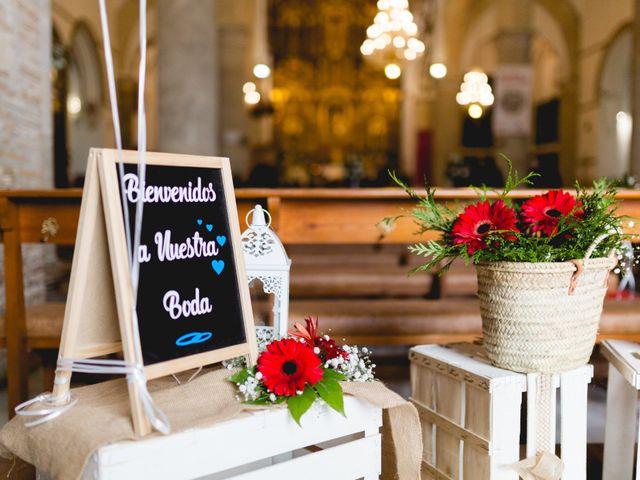 La boda de Ernesto y Teresa en Alhaurin El Grande, Málaga 6