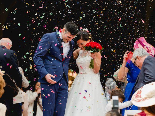 La boda de Ernesto y Teresa en Alhaurin El Grande, Málaga 11