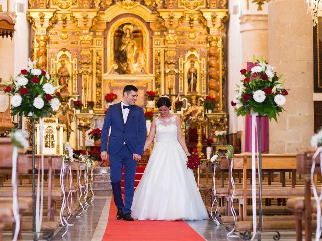 La boda de Ernesto y Teresa en Alhaurin El Grande, Málaga 12