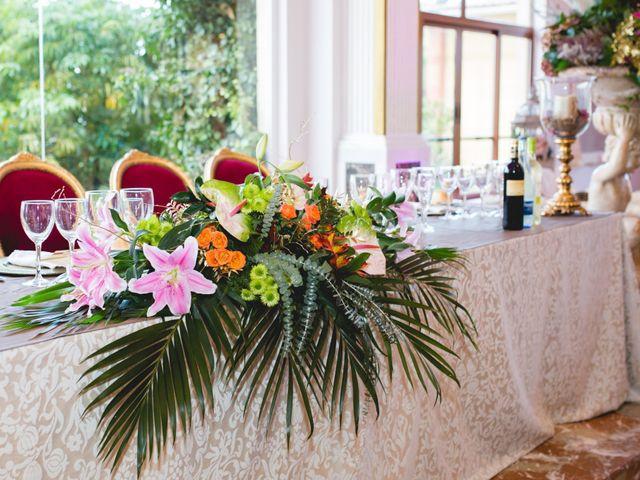 La boda de Ernesto y Teresa en Alhaurin El Grande, Málaga 13