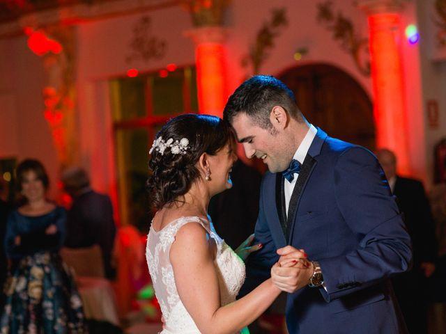 La boda de Ernesto y Teresa en Alhaurin El Grande, Málaga 17