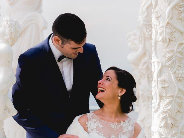 La boda de Ernesto y Teresa en Alhaurin El Grande, Málaga 19