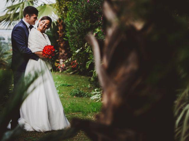 La boda de Ernesto y Teresa en Alhaurin El Grande, Málaga 20