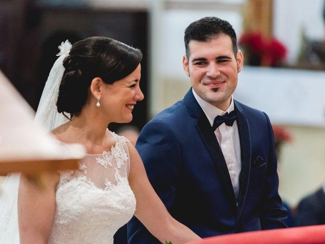 La boda de Ernesto y Teresa en Alhaurin El Grande, Málaga 21