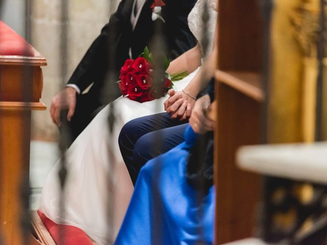 La boda de Ernesto y Teresa en Alhaurin El Grande, Málaga 22