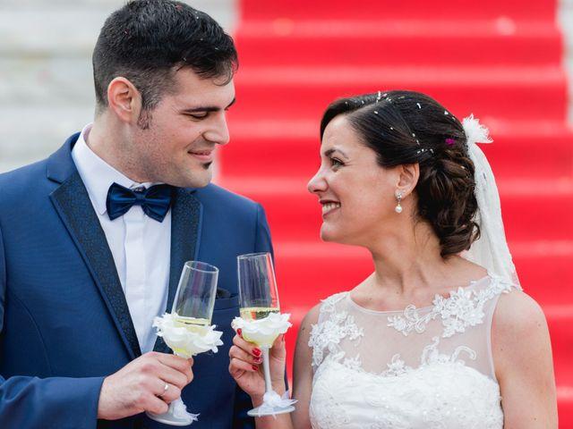 La boda de Ernesto y Teresa en Alhaurin El Grande, Málaga 24