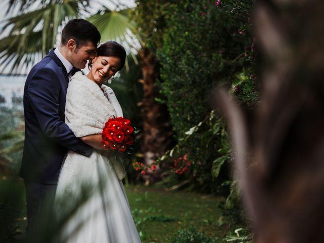 La boda de Teresa y Ernesto