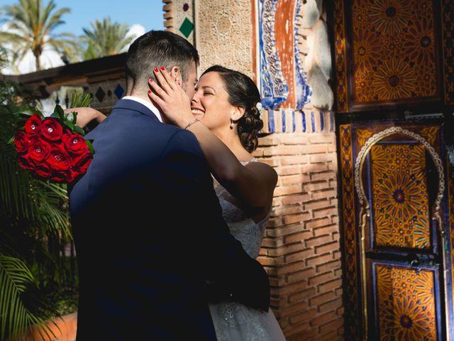 La boda de Ernesto y Teresa en Alhaurin El Grande, Málaga 29