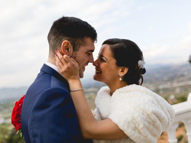 La boda de Ernesto y Teresa en Alhaurin El Grande, Málaga 30