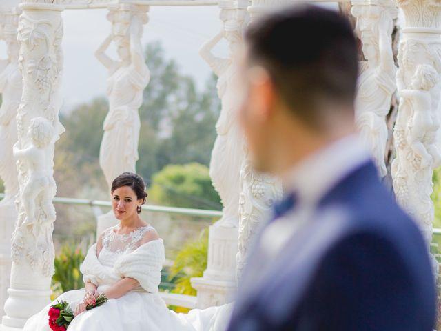 La boda de Ernesto y Teresa en Alhaurin El Grande, Málaga 37