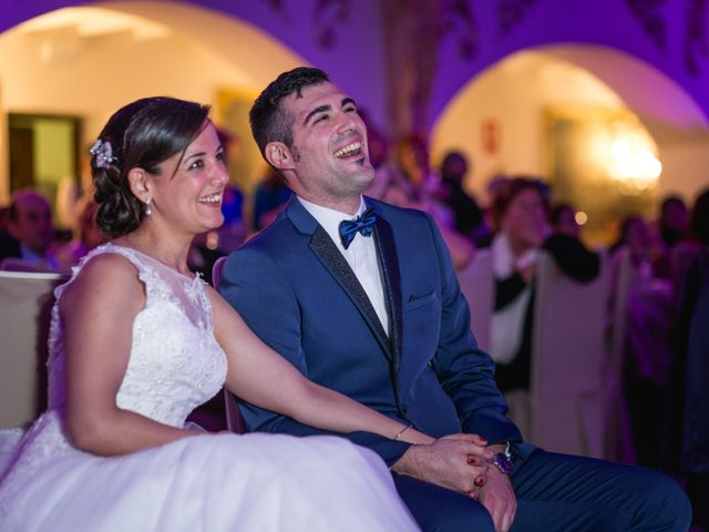 La boda de Ernesto y Teresa en Alhaurin El Grande, Málaga 40