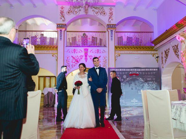 La boda de Ernesto y Teresa en Alhaurin El Grande, Málaga 32