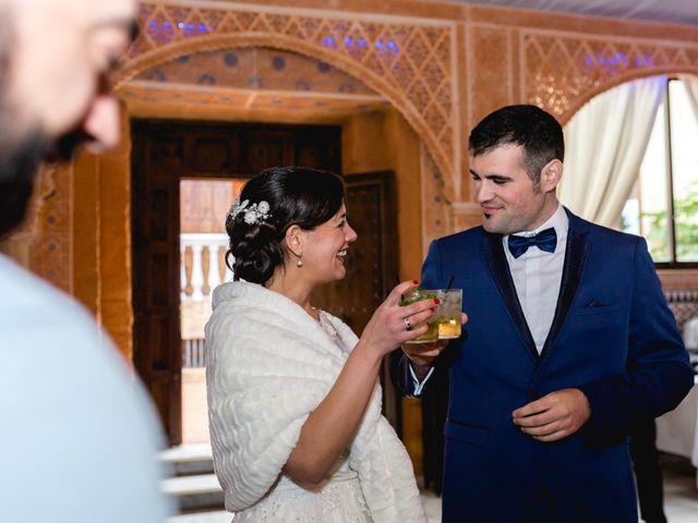 La boda de Ernesto y Teresa en Alhaurin El Grande, Málaga 33