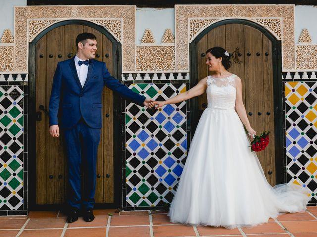 La boda de Ernesto y Teresa en Alhaurin El Grande, Málaga 38
