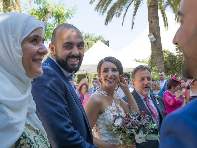 La boda de Hazma y Marta en Dos Hermanas, Sevilla 4