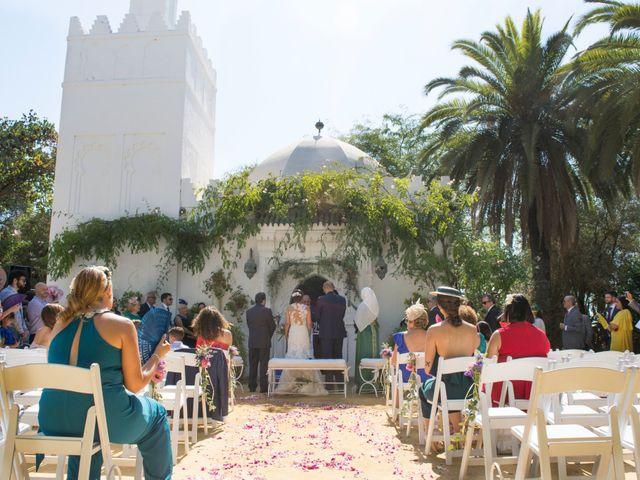 La boda de Hazma y Marta en Dos Hermanas, Sevilla 5