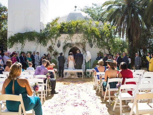 La boda de Hazma y Marta en Dos Hermanas, Sevilla 6