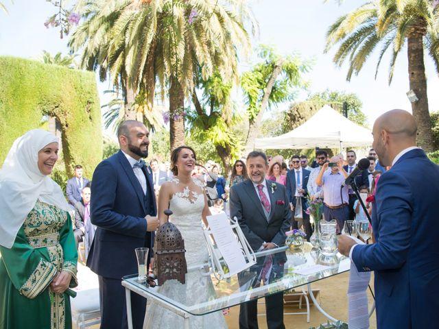 La boda de Hazma y Marta en Dos Hermanas, Sevilla 9