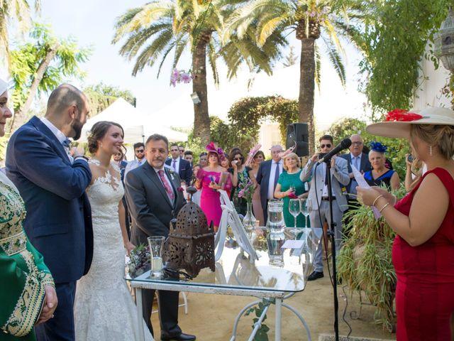 La boda de Hazma y Marta en Dos Hermanas, Sevilla 12