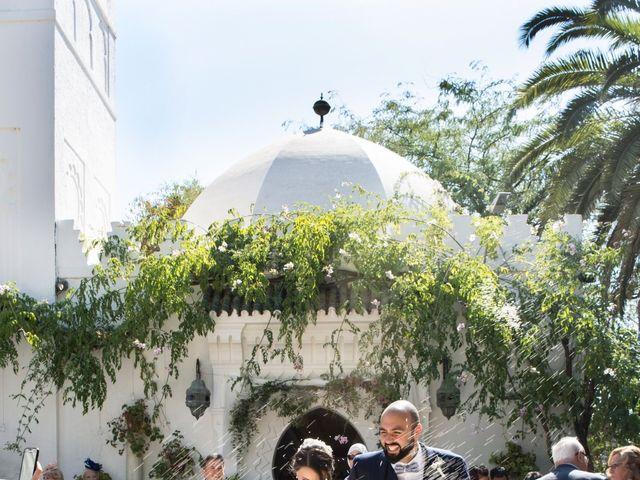 La boda de Hazma y Marta en Dos Hermanas, Sevilla 18