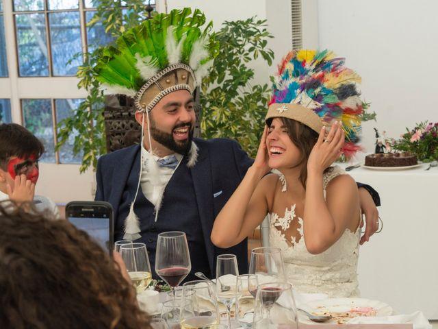 La boda de Hazma y Marta en Dos Hermanas, Sevilla 32