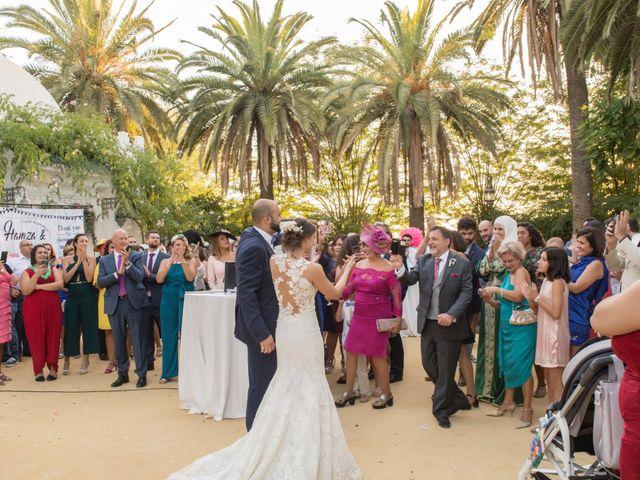 La boda de Hazma y Marta en Dos Hermanas, Sevilla 33