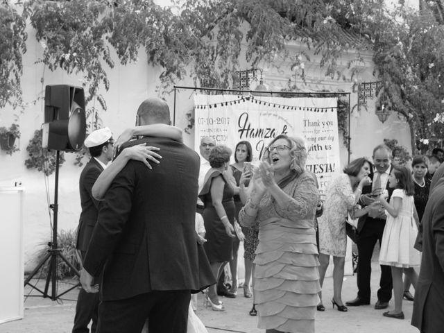 La boda de Hazma y Marta en Dos Hermanas, Sevilla 34
