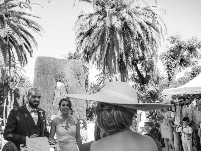 La boda de Hazma y Marta en Dos Hermanas, Sevilla 38