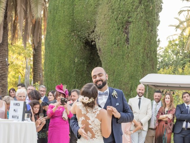 La boda de Hazma y Marta en Dos Hermanas, Sevilla 52