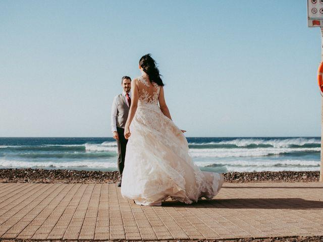 La boda de Víctor y Yazmina en Las Palmas De Gran Canaria, Las Palmas 98