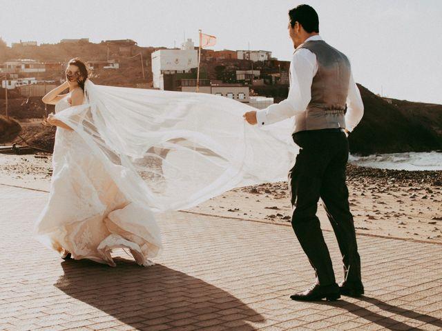 La boda de Víctor y Yazmina en Las Palmas De Gran Canaria, Las Palmas 103