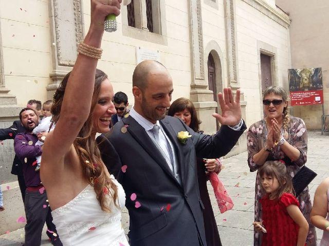 La boda de Rubén y Mónica  en Mataró, Barcelona 1